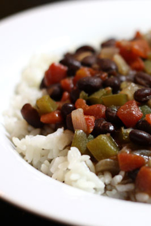 Caribbean Beans and Rice